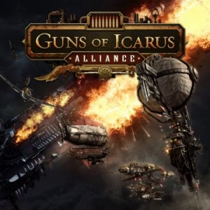 Guns of Icarus Alliance per PlayStation 4