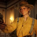 Red Dead Redemption 2, Sadie Adler in un affascinante cosplay