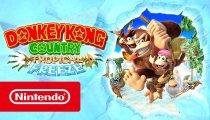 Donkey Kong Country: Tropical Freeze – Trailer di lancio