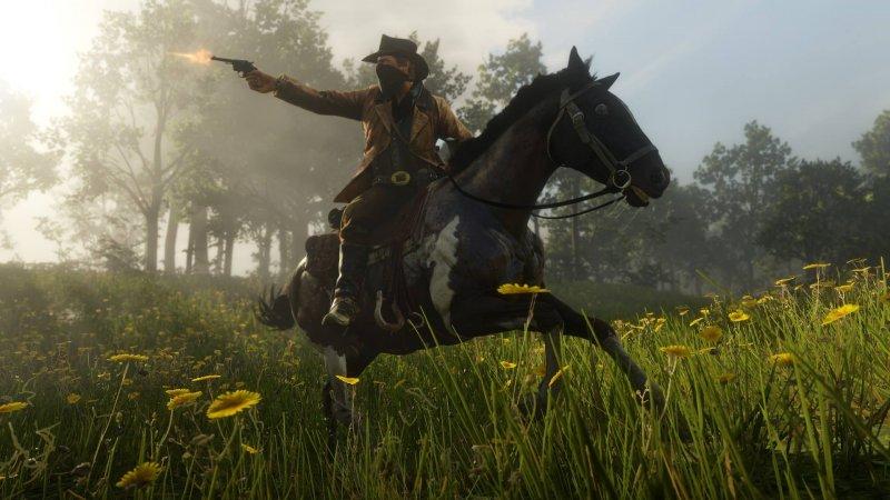 Red Dead Redemption 2: ecco il gameplay nel video trailer ufficiale Rockstar