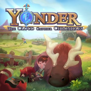 Yonder: The Cloud Catcher Chronicles per Nintendo Switch