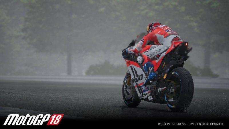 Un nuovo trailer e tante informazioni per MotoGP 18