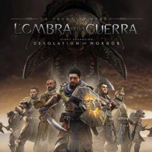 La Terra di Mezzo: L'Ombra della Guerra - La Desolazione di Mordor per PlayStation 4