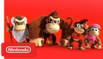 Donkey Kong Country: Tropical Freeze - Il trailer con le citazioni della stampa