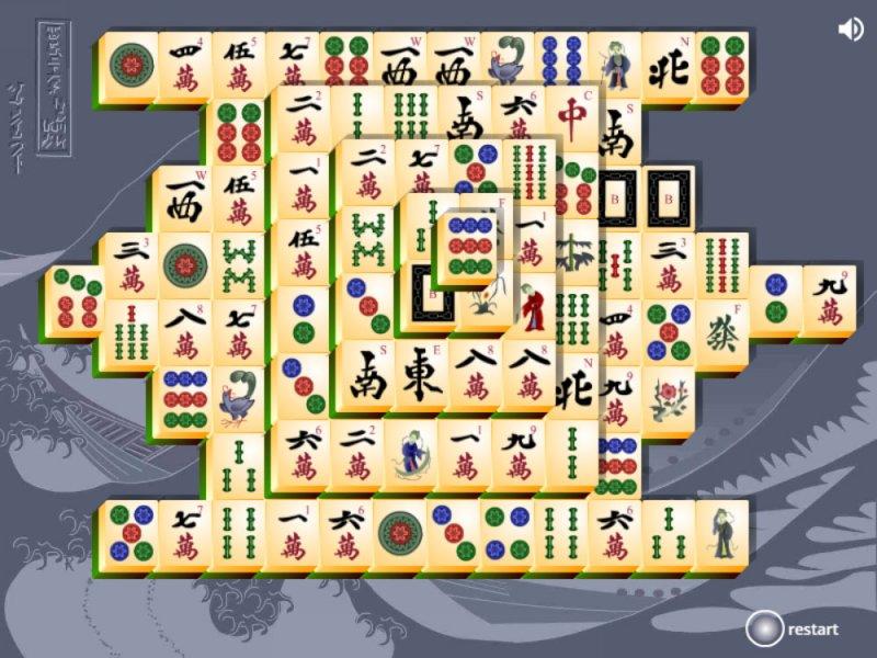 Mahjong.it, il fascino dei classici