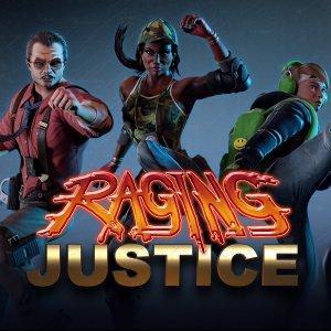 Raging Justice per Nintendo Switch