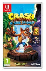 Crash Bandicoot: N. Sane Trilogy per Nintendo Switch