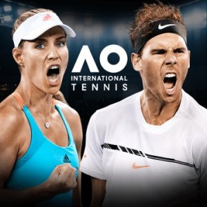 AO International Tennis per PlayStation 4