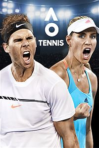 AO International Tennis per Xbox One
