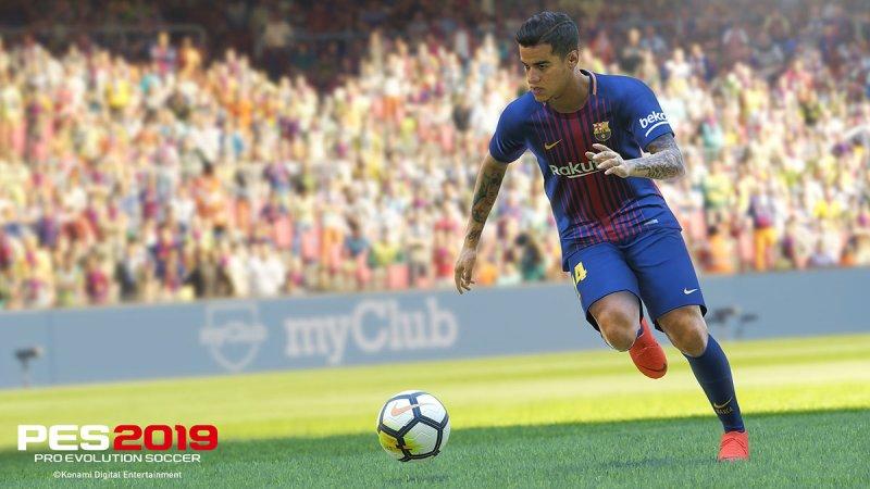 Pro Evolution Soccer 2019: il provato della demo
