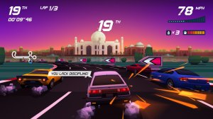 Horizon Chase Turbo per PlayStation 4