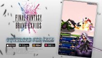 Final Fantasy: Brave Exvius - Trailer di Sephiroth