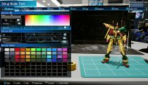 New Gundam Breaker - Video del Setup Mode
