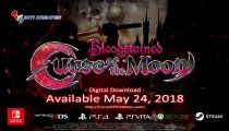 Bloodstained: Curse of the Moon - Trailer ufficiale