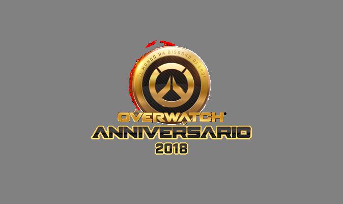 Overwatch: tutte le novità per i festeggiamenti del secondo anniversario presentate in video