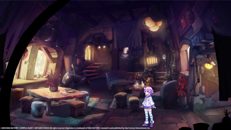 Super Neptunia RPG si mostra nel suo video d'apertura