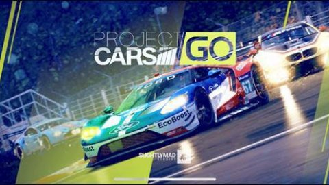 Project CARS GO available on the App Store, in advance