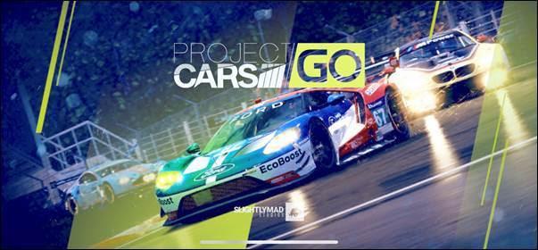 Annunciato Project CARS GO, spin-off destinato alle piattaforme mobile
