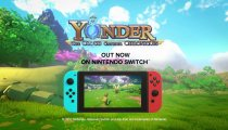 Yonder: The Cloud Catcher Chronicles - Trailer della versione Switch