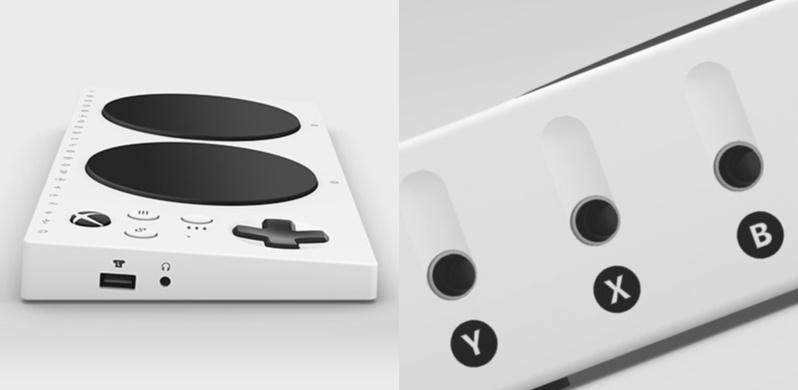 Xbox Adaptive Controller, primo contatto