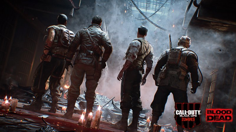 Call of Duty: Black Ops 4, la modalità Zombie nel nuovo trailer della campagna Blood of the Dead