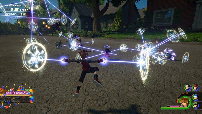 Kingdom Hearts III: luce e oscurità nella prima prova