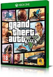 Grand Theft Auto V (GTA 5) per Xbox One