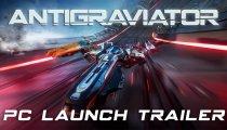 Antigraviator - Trailer di lancio su PC
