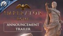 Imperator: Rome - Trailer di annuncio