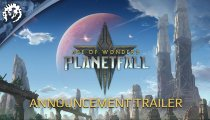Age of Wonders: Planetfall - Trailer d'annuncio