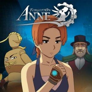 Forgotton Anne per PlayStation 4