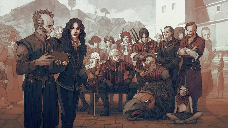 The Witcher 3 vs Skyrim