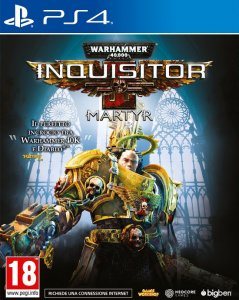 Warhammer 40.000: Inquisitor - Martyr per PlayStation 4