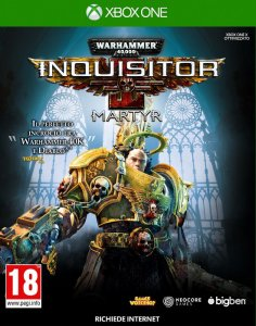 Warhammer 40.000: Inquisitor - Martyr per Xbox One