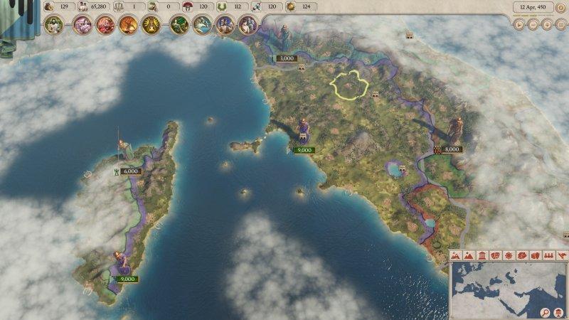 Imperator: Rome, il provato del nuovo strategico Paradox