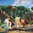 Mario + Rabbids: Kingdom Battle - Donkey Kong Adventure è disponibile, ecco il trailer di lancio