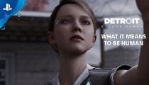 "Detroit: Become Human - Videointervista ""What It Means To Be Human"""