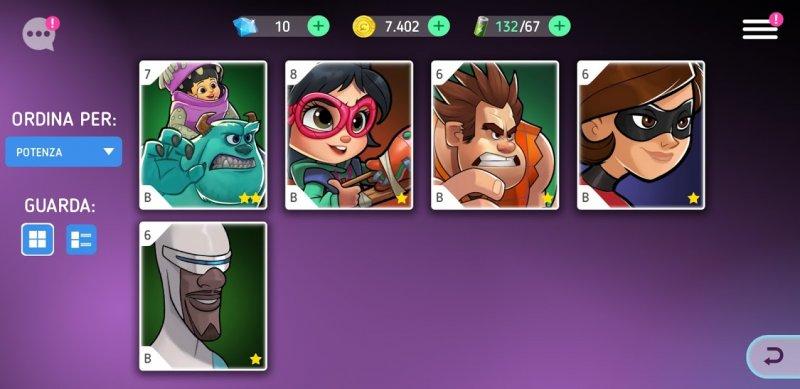La recensione di Disney Heroes: Battle Mode