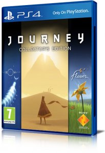 Journey - Collector's Edition per PlayStation 4
