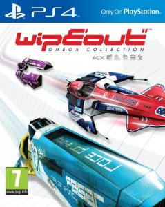 WipEout Omega Collection per PlayStation 4
