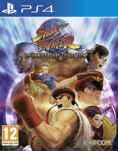 Street Fighter 30th Anniversary Collection per PlayStation 4