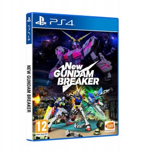 New Gundam Breaker per PlayStation 4