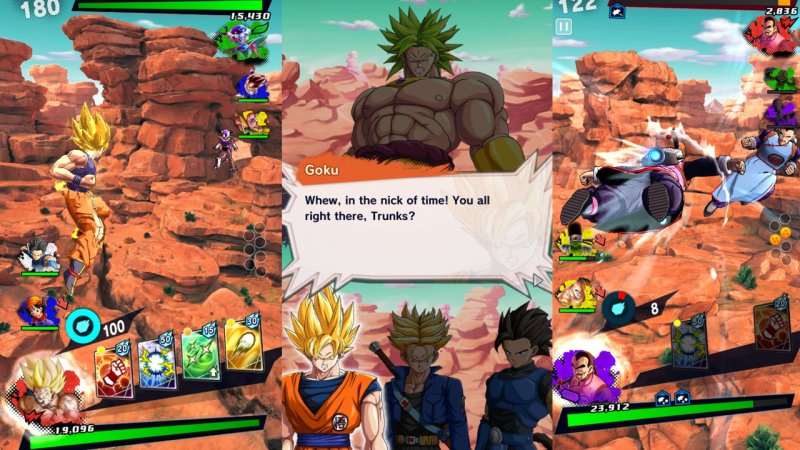 La recensione di Dragon Ball Legends