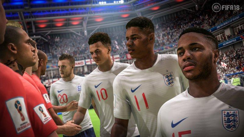 FIFA 18 World Cup, recensione del nuovo aggiornamento dedicato ai mondiali di Russia