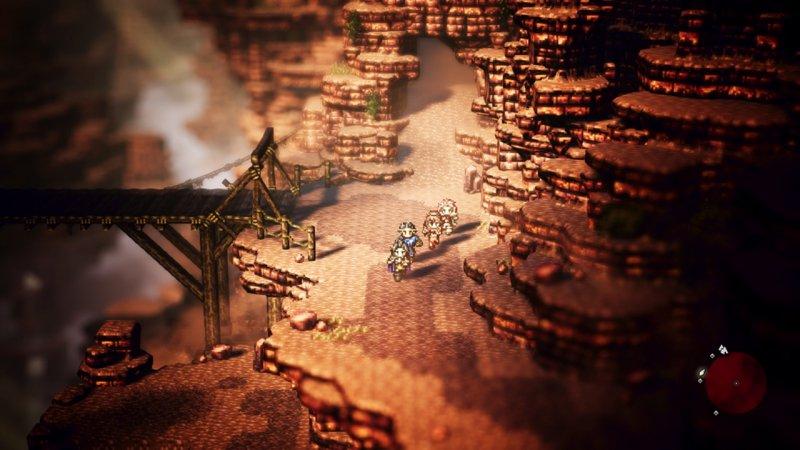 Octopath Traveler, la recensione