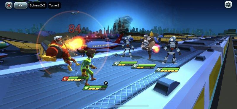 BattleHand Heroes: la recensione