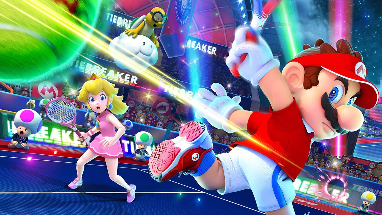 Mario Tennis Aces Il Nuovo Ace Di Nintendo