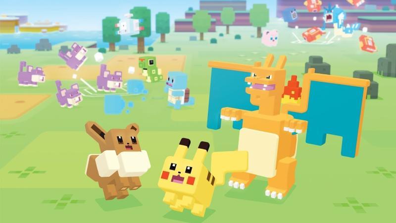 Ecco Pokémon Quest, titolo free-to-play disponibile ora per Nintendo Switch