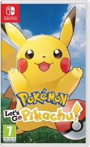 Pokémon: Let's Go, Pikachu! per Nintendo Switch