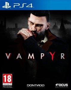 Vampyr per PlayStation 4
